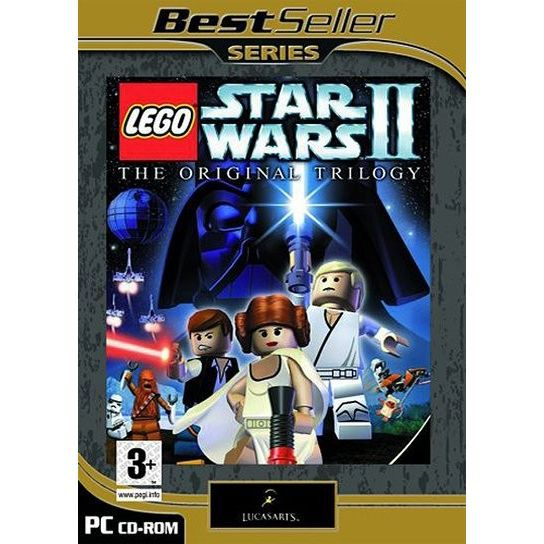 JEU PC LEGO STAR WARS 2 BEST SELLER : La trilogie origina