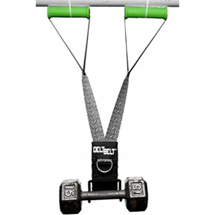Lpg Muscle Delt-belt Dumbbell Upright Row Straps - Multi-use Straps JQ4EA