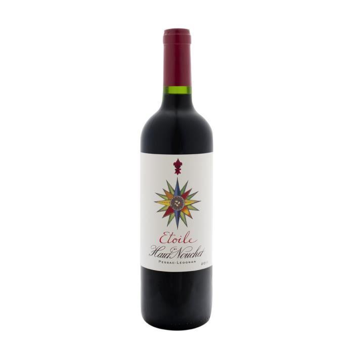 Etoile by Haut Nouchet 2011 Pessac Leognan - vin rouge de Bordeaux