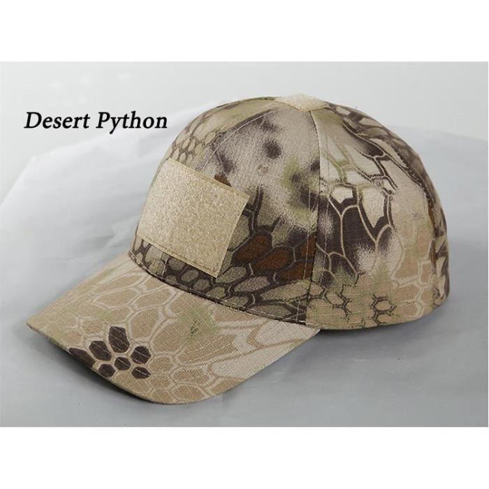 Chapeau de Camouflage pour hommes, casquette militaire Gorro, chapeau de Combat en forme de grenouille des Forces [6B77576]