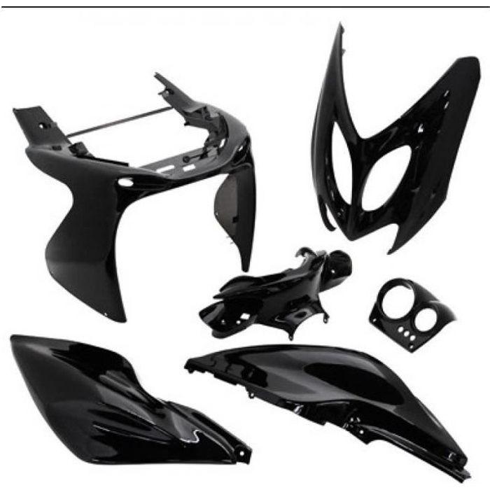 Kit carénage scooter Yamaha 50 Aerox 1997 1998 1999 2000 2001 2002 2003 2004 2005 2006 2007 2008 2009 2010 2011 2012 15070