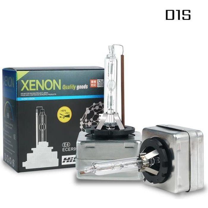 d1s 6000k 35w -Ampoule au xénon hid AC 35W D1S D2S D3S D4S pour phare de voiture, ampoule au xénon de remplacement 6000k 8000k d2c,