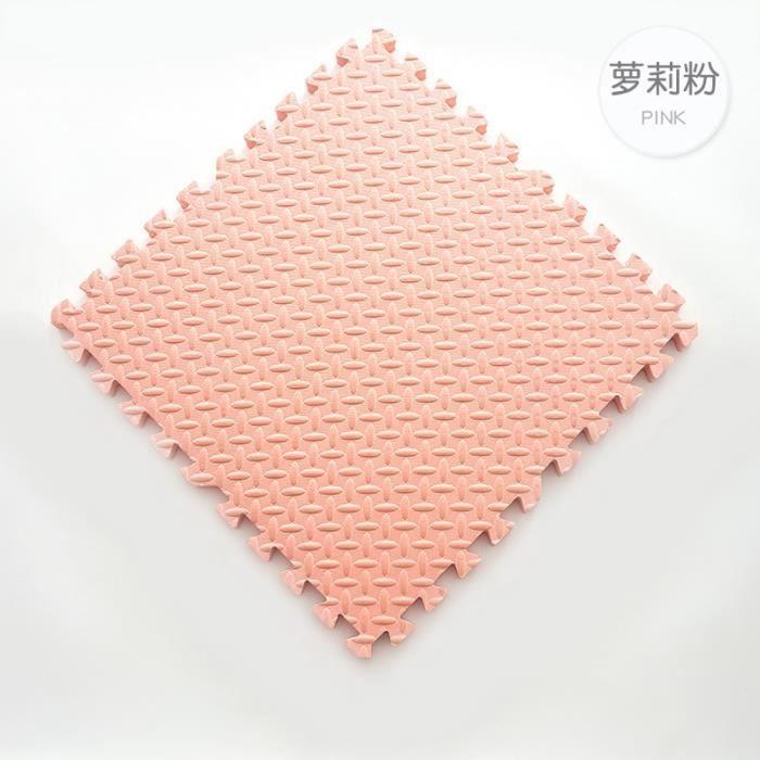 Tapis d'éveil,18 pièces de tapis de puzzle de jeu en mousse EVA pour bébé pour enfants tapis de sol et tapis pour - Type O-9pcs