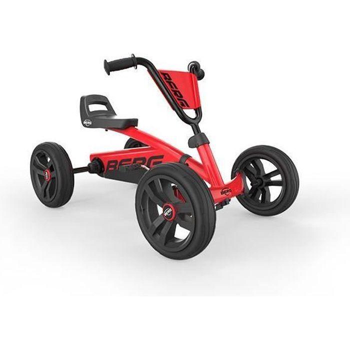 BERG - Kart à pédales Buzzy Red