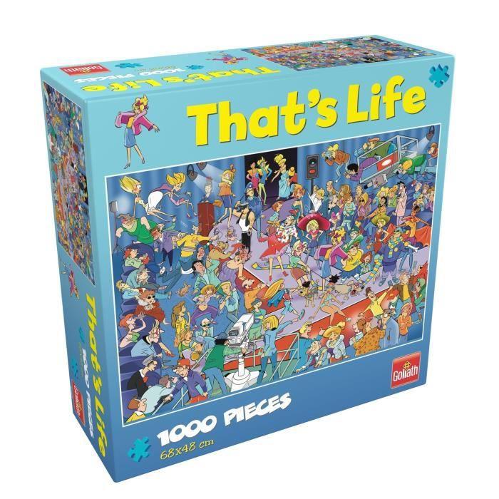 GOLIATH Puzzle That's Life Défilé de Mode