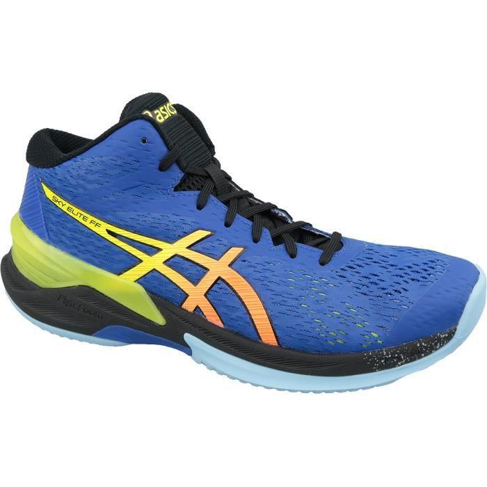 Asics Sky Elite FF MT 1051A032-400 chaussures de volley-ball pour homme Bleu