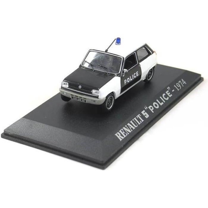 Renault 5 Police (1974) 1:43 Police