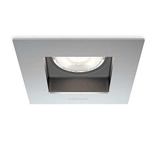 Philips - 591901716 - Spot encastrable Led Porrima - Chrome