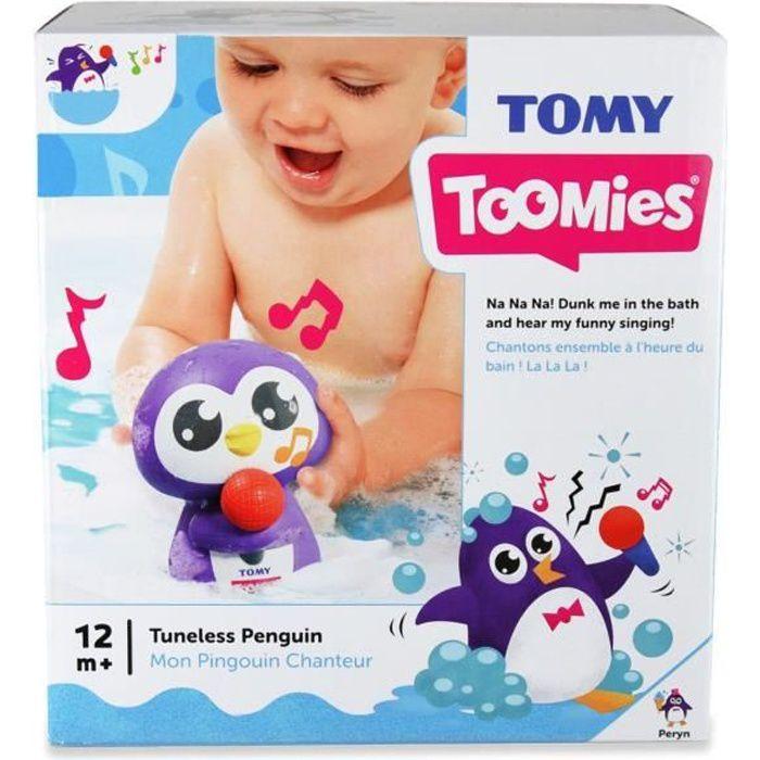 TOMY Mon Pingouin Chanteur