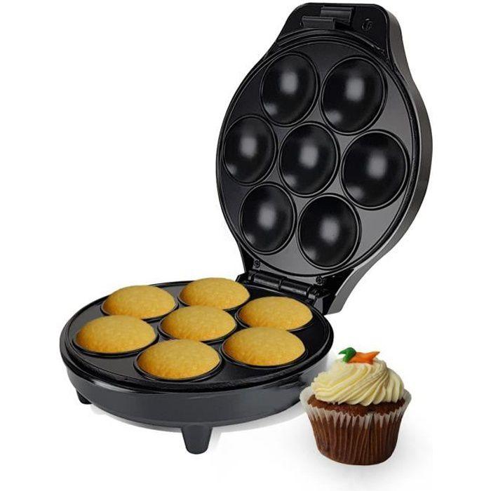 Appareil à cupcakes - 7 emplacements - 1200W