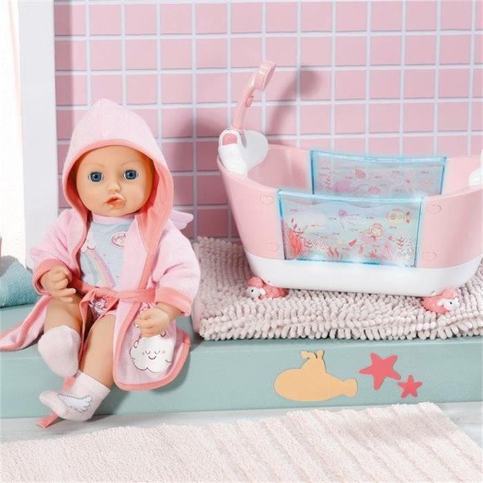 Zapf Creation - 703243 - Baby Annabell Let's Play Bathtime Jeu du bain magique
