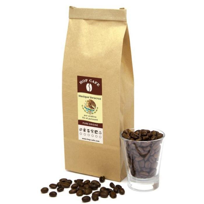CAFÉ Café en grains - Pure Origine Mexique Veracruz - 1