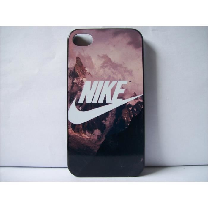 coque nike iphone 4 4s neuf motif a achat vente coque. Black Bedroom Furniture Sets. Home Design Ideas