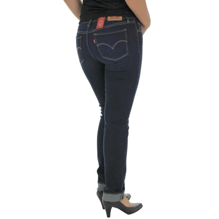 jeans femme levis 712 daytrip daytrip achat vente jeans cdiscount. Black Bedroom Furniture Sets. Home Design Ideas