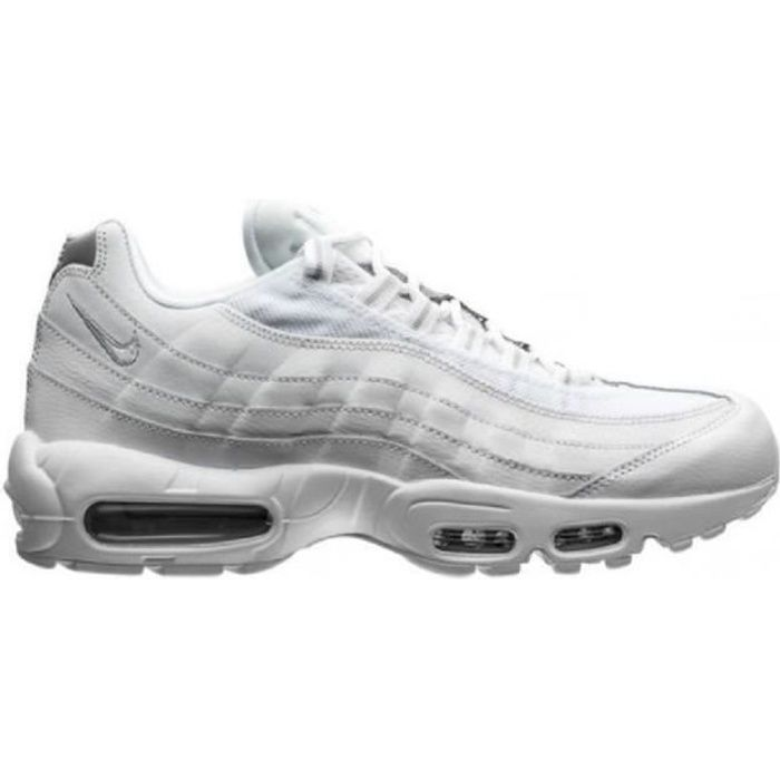 Basket mode Nike Air Max 95 Essential Blanc