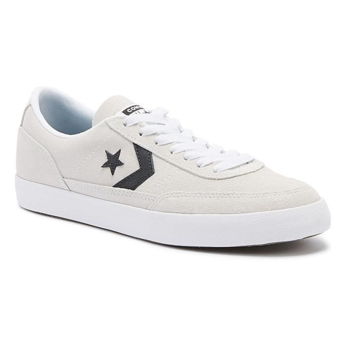 chaussure converse basse blanche