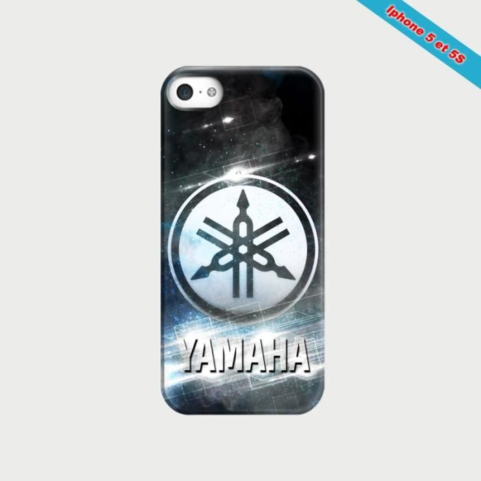 coque yamaha iphone 5