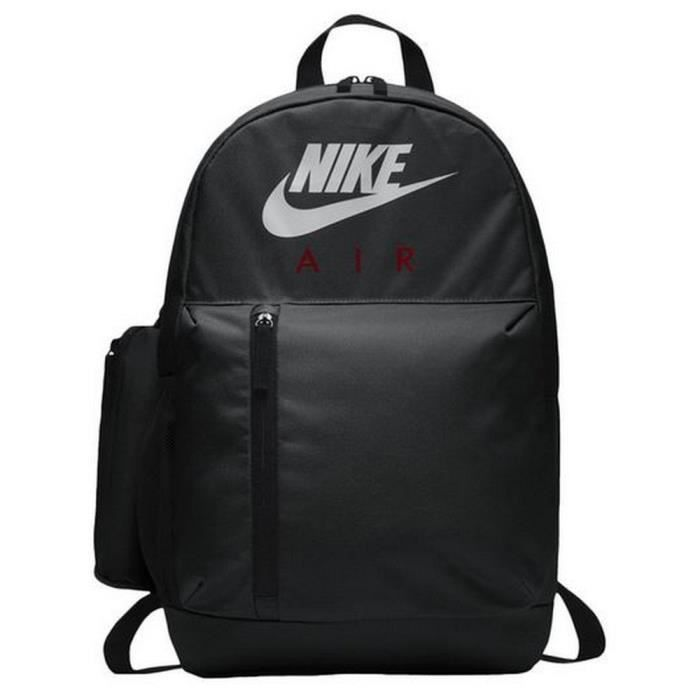 price reduced buy popular super quality Sac à Dos Nike Air Backpak Noir avec trousse