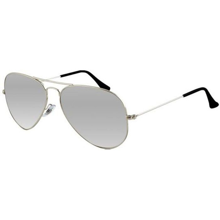 ray ban aviator mirror taille 52