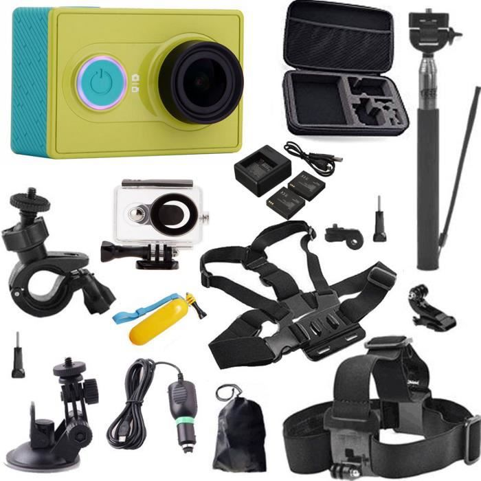 xiaomi original xiaomi yi wifi 1080p action sports cam ra. Black Bedroom Furniture Sets. Home Design Ideas