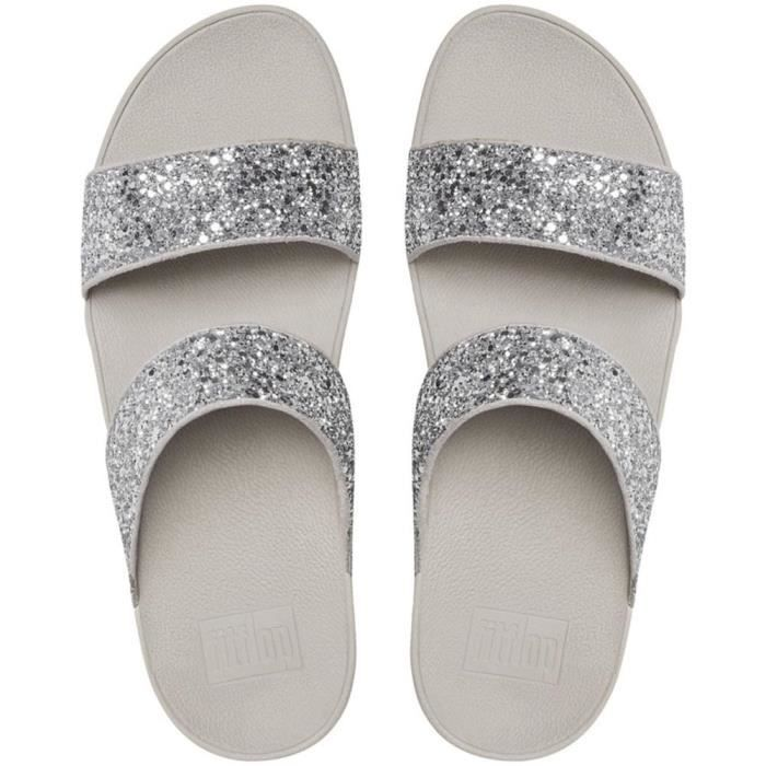 Chaussures femme Sandales Fitflop Glitterball Slide