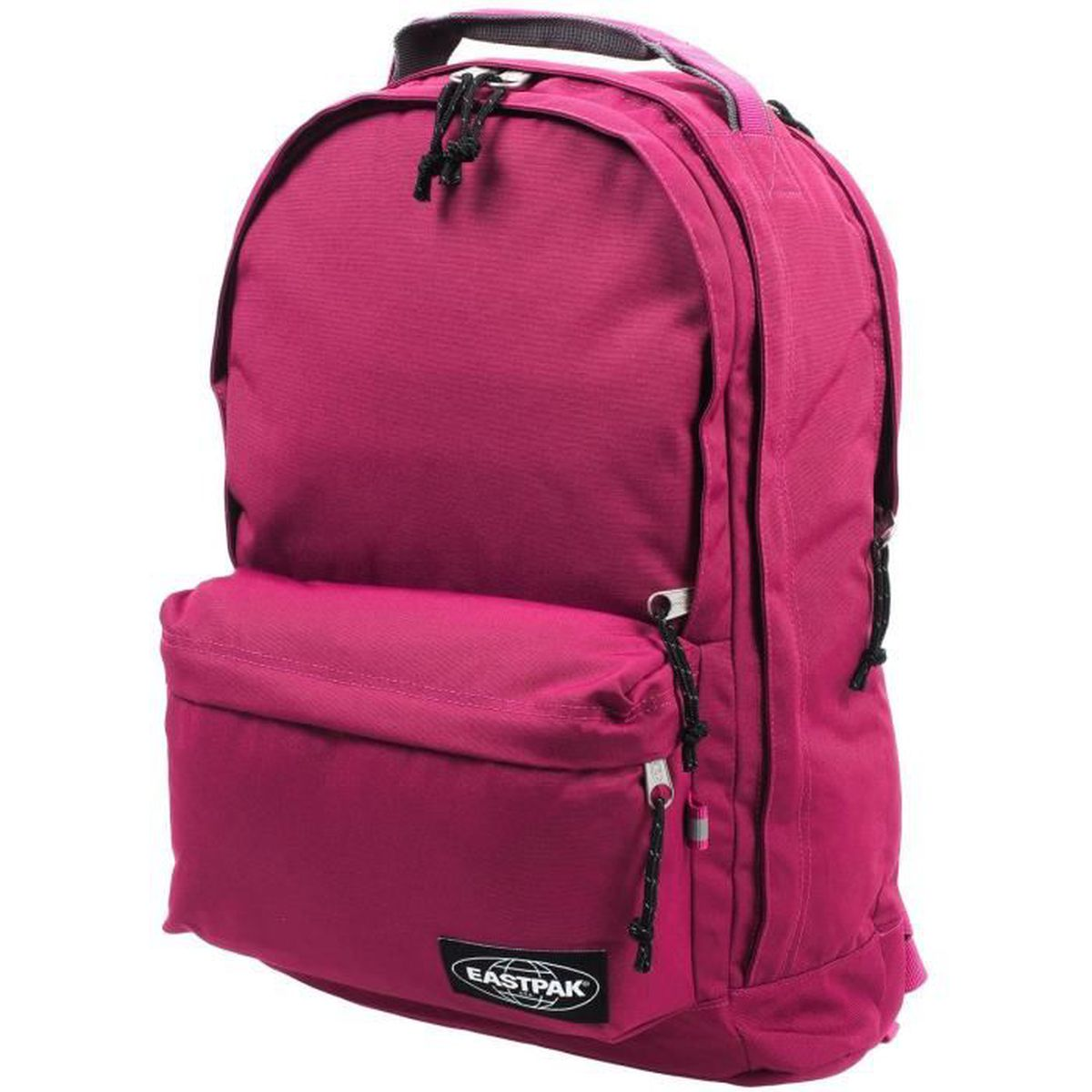 sac dos coll ge yoffa charged pink eastpak uni rose achat vente sac dos 5415187702244. Black Bedroom Furniture Sets. Home Design Ideas