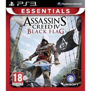 JEU PS3 Assassin's Creed 4 Black Flag Essentials Jeu PS3