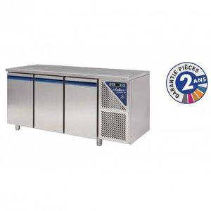 ARMOIRE RÉFRIGÉRÉE Table réfrigérée positive 460 L - Sans groupe logé