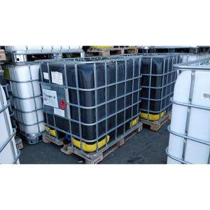 CITERNE - CUVE - FUT - JERRYCAN Cuve IBC 1000 litres d'occasion ayant contenue des