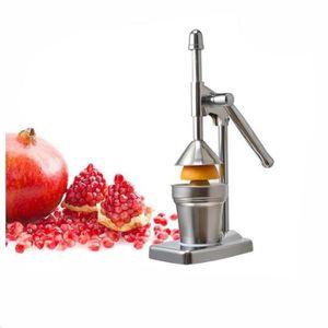 Presse agrume mécanique XXL silencieux design utilisation et nettoyage facile