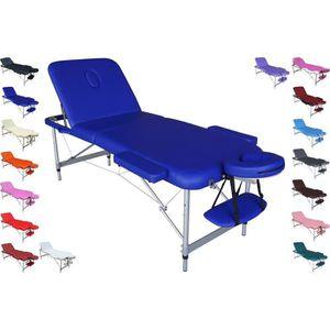 Table de massage POLIRONESHOP Europa table lit de massage portable
