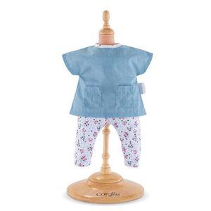 ACCESSOIRE POUPÉE Vêtements pour poupée mon grand poupon 36 cm : Ens