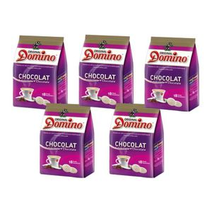 CAFÉ DOMINO Café Chocolat 5x18 dosettes