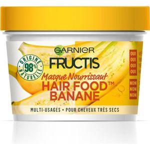 MASQUE SOIN CAPILLAIRE GARNIER Masque Nourrissant Hair Food Banane Fructi