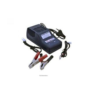 CHARGEUR DE BATTERIE KYOTO - Chargeur Batterie Moto & Scoot 12v Automat
