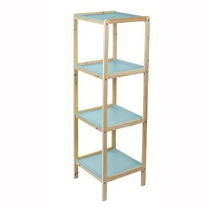 etagere salle de bain en metal achat vente etagere salle de bain en metal pas cher cdiscount. Black Bedroom Furniture Sets. Home Design Ideas