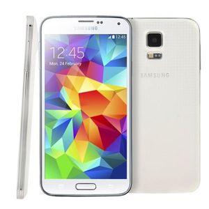 Téléphone portable GALAXY S5 BLANC