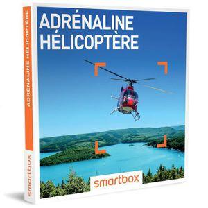 COFFRET SÉJOUR Coffret cadeau - Adrénaline hélicoptère - Smartbox