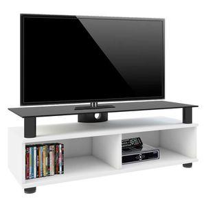 Meuble Tv Laque En Verre