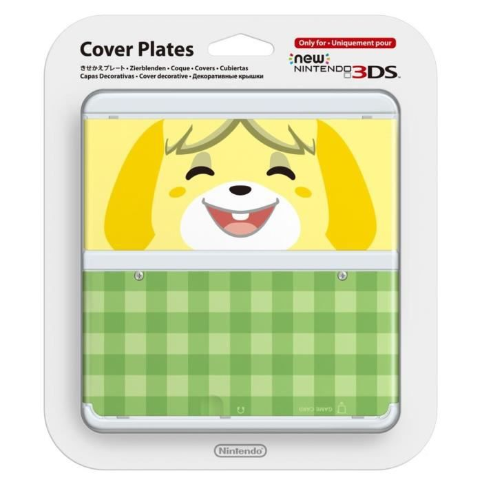 Coque N°6 Marie New Nintendo 3DS