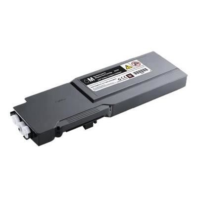 Dell - Cartouche de toner - 1 x magenta - pour Color Laser Printer C3760dn, C3760n, C3765dnf Multifunction Color Laser Printer C3765dnf - - ... Voir la présentationTONER - RECUPERATEUR DE TONER
