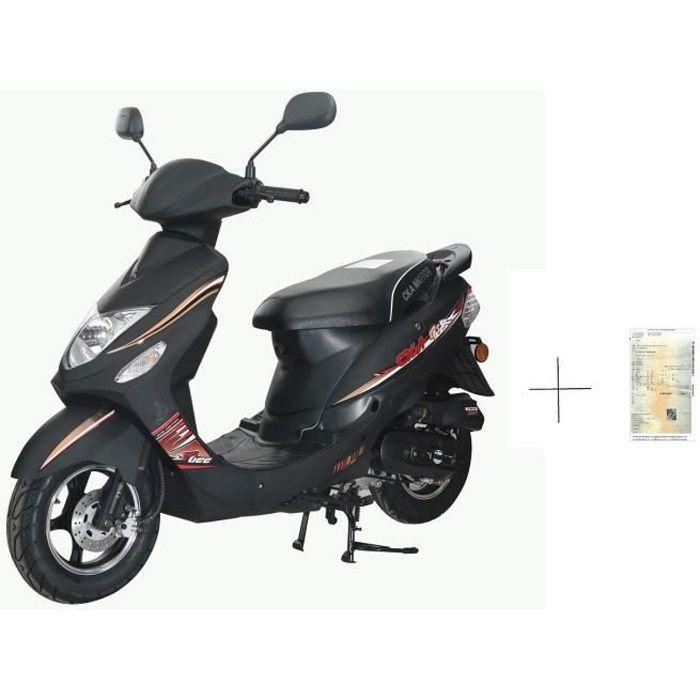 Keenso Kit dembrayage de moteur pour GY6 49 cc 50 cc 139QMB scooter cyclomoteurs ATV