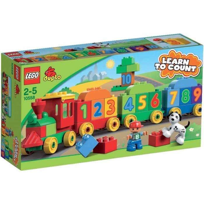 LEGO SA - Construction, assemblage - TRAIN DES ...
