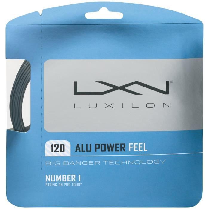 Luxilon Garniture Cordage Alu Power Feel125 12.2 MLuxilon Alu Power Feel Jauge 1.20 12m