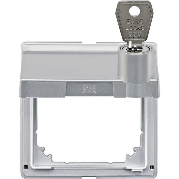 Cache Merten 516360 Aquadesign aluminium