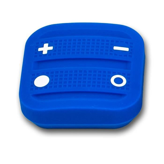 Télécommande Z-Wave Plus Soft Remote bleue - NodOn