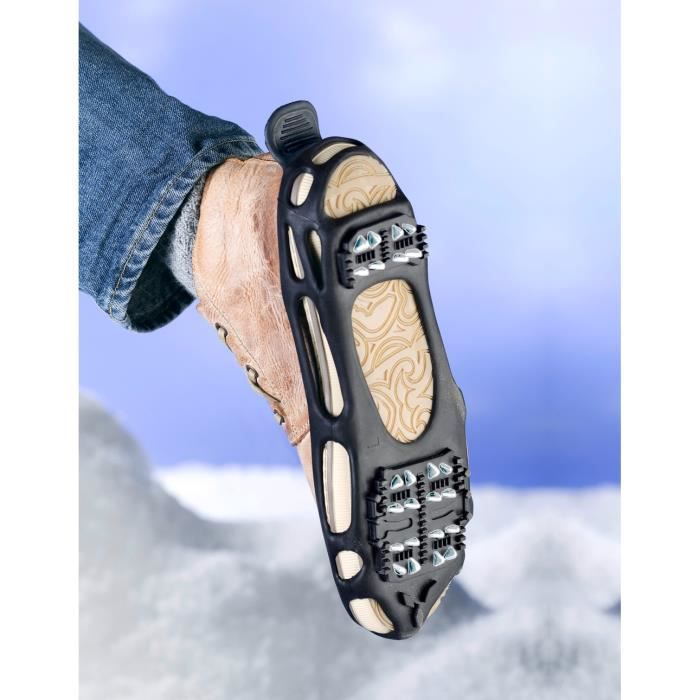 Crampons à chauss. taille 42-46