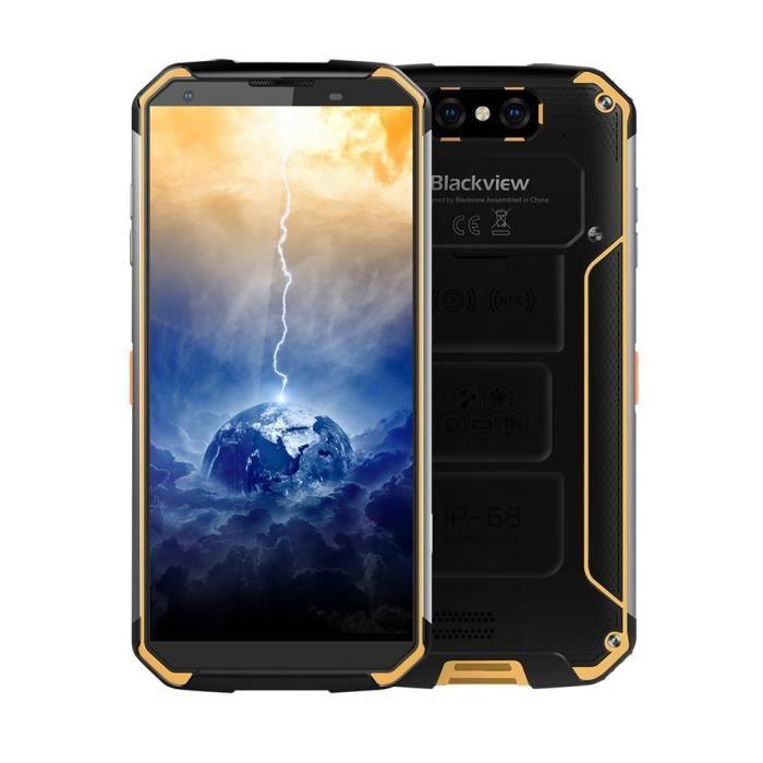 SMARTPHONE BLACKVIEW BV9500 4 Go 64 Go Octa noyau 5.7 16MP Du