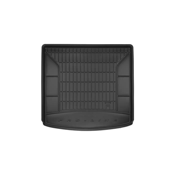 Série Plat Anti-Dérapant Basic Tapis de coffre pour BMW x5 f15 2013-5//7 places 3