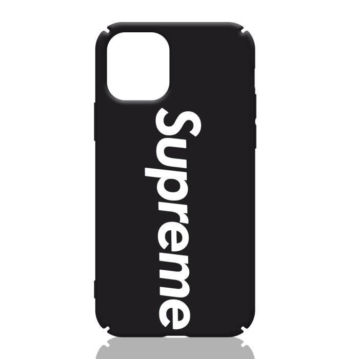 coque iphone 11 pro max supreme noir coque compati